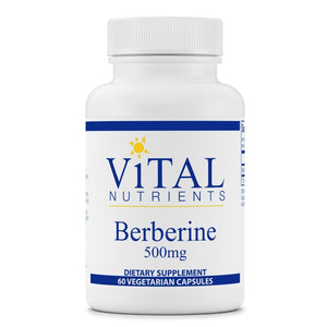 Vital Nutrients Berberine 500mg