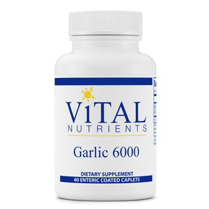Vital Nutrients Garlic 6000