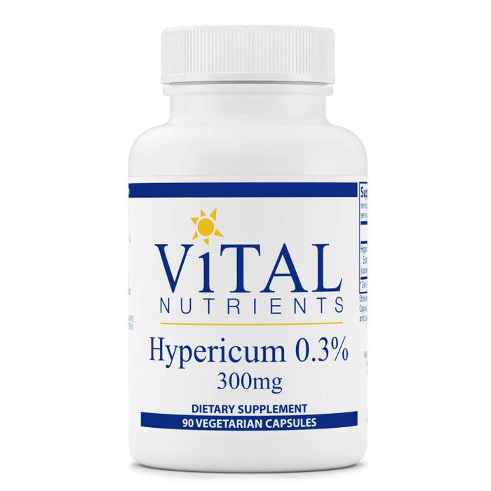 Vital Nutrients Hypericum 0.3% 300mg