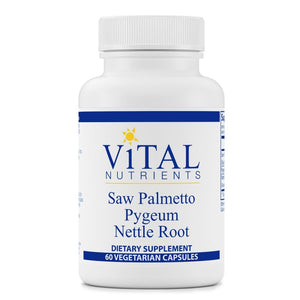 Vital Nutrients SawPalmetto/Pygeum/NettleRoot