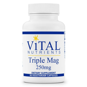 Vital Nutrients Triple Magnesium 250mg