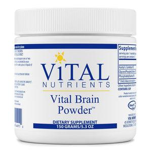 Vital Nutrients Vital Brain Powder 150g