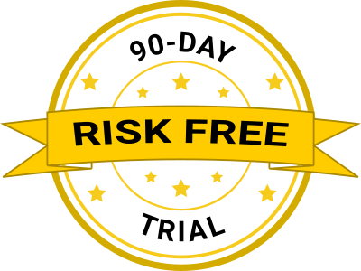 90 Day Risk Free Trial
