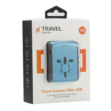 Load image into Gallery viewer, 4 USB Port Universal Adapter 🔥 - Buy4Travel