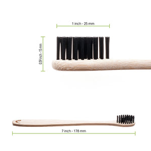 Bamboo Toothbrushes - Buy4Travel