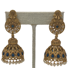 Load image into Gallery viewer, Jhumka  Earrings