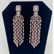 Load image into Gallery viewer, AD - CZ Earrings