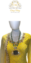 Load image into Gallery viewer, Garara set pair with Necklace
