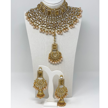 Load image into Gallery viewer, Kundan Heavy Choker
