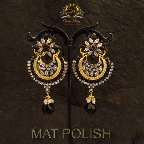 Antique earrings - Classy Missy by Gur