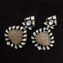 Load image into Gallery viewer, Mix stone earrings