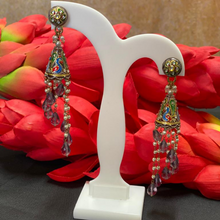 Load image into Gallery viewer, Earrings with Hanging strings