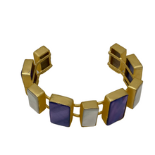 Load image into Gallery viewer, Semi Precious Stones Studded Bracelet