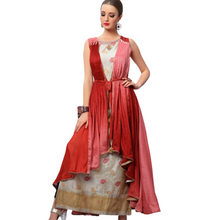 Load image into Gallery viewer, Jacket style Kurti
