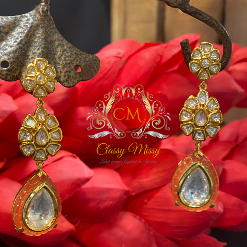 Earrings - Classy Missy by Gur
