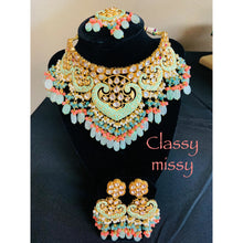 Load image into Gallery viewer, Kundan Set - Classy Missy by Gur