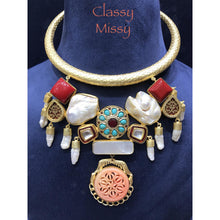 Load image into Gallery viewer, Necklace - Classy Missy by Gur