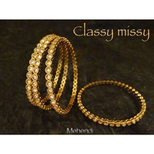 Load image into Gallery viewer, Bangle - Classy Missy by Gur