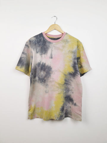 T-SHIRT OVER TIE DYE - TWINS