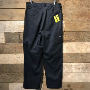 Navy Blue Dickies Trousers W34 L34