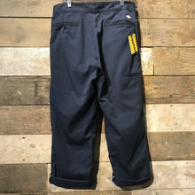 Load image into Gallery viewer, Navy Blue Dickies Trousers W34 L27