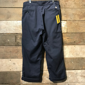 Navy Blue Dickies Trousers W34 L27