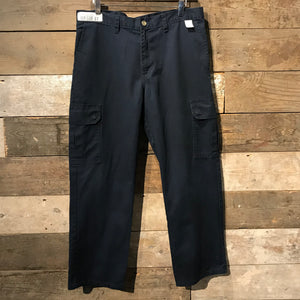 Navy Blue Dickies Trousers W34 L28