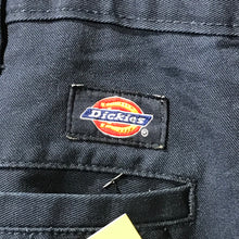 Load image into Gallery viewer, Navy Blue Dickies Trousers W34 L28