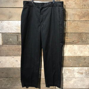 Black Dickies Trousers W38 L30
