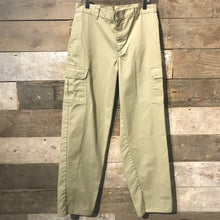 Load image into Gallery viewer, Beige Dickies Cargo Trousers W32 L32