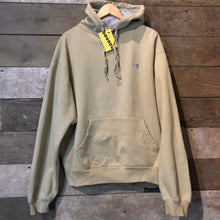 Load image into Gallery viewer, Beige Vintage Champion Hoodie. Size L.
