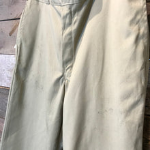 "Load image into Gallery viewer, Beige Dickies 874 Original Fit Work Wear Trousers W38""xL30"""