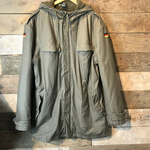 Khaki Extreme Weather Civilian Parka XXL