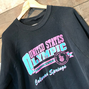 "Incredible Vintage ""Olympic Training Center"" Sweatshirt. Size XL"