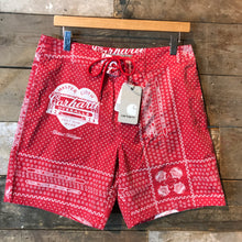 Load image into Gallery viewer, New With Tags Carhartt WIP 25 Years Slam Jam Bandana Float Swim Trunks. Size M