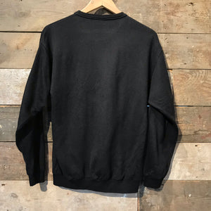 "Incredible Vintage Black ""Windsurf Trophy"" Sweatshirt. Size M"