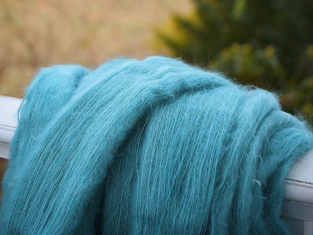 An afternoon at Crane beach. Lace Superfine Kid Mohair and Silk (4309693104162)
