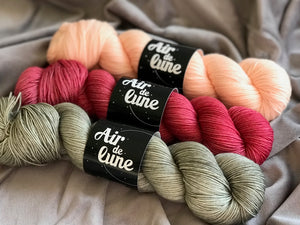 Grès light, Lisa, Elle. 3 skeins kit. (4326528745506)