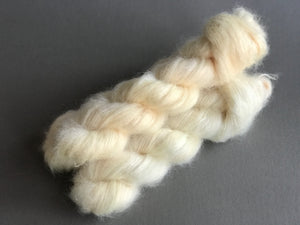 Lemon milk. Lace Superfine Kid Mohair and Silk (4328852619298)