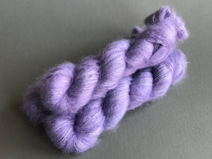 Chère Lilas. Lace Superfine Kid Mohair and Silk (4328854257698)