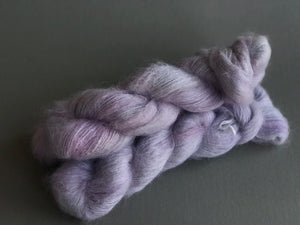 Amethyst. Lace Superfine Kid Mohair and Silk (4328853635106)