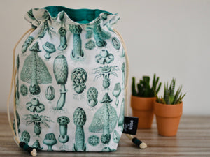 Mushrooms / Hand made project bag (4335008776226)