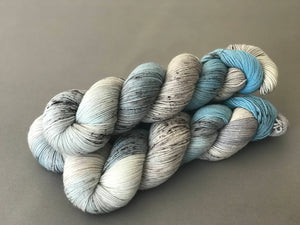 The lake of the clouds.  Fingering 100% Merino SW (4309694447650)