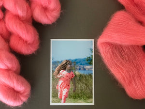 Fun summer. Lace Superfine Kid Mohair and Silk (4309694906402)