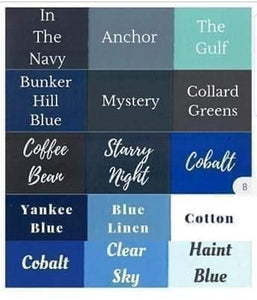 Specialty Color Order