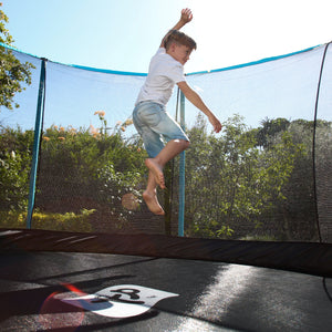 TP213 -  14 ft Premium Trampoline with accessories - NOW IN STOCK