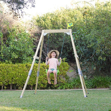 Load image into Gallery viewer, TP331 Forest Acorn Growable Wooden Swing Set - Sorry Sold Out!