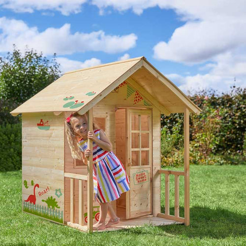 TP358 Hedgerow Playhouse with Stencils - Sorry SOLD OUT FOR 2020.  New shipment March 2021
