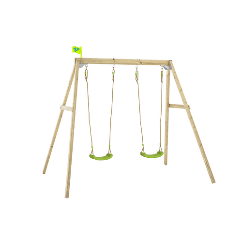 TP304 Forest Wooden Double Swing-SORRY SOLD OUT FOR 2020 - NEW SHIPMENT MARCH 2021