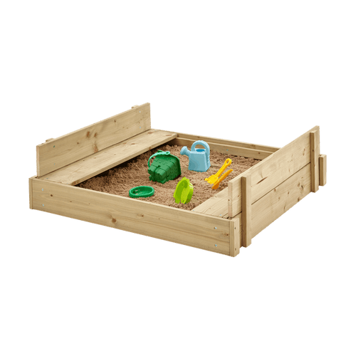 TP292 Wooden Lidded Sandpit (Sorry SOLD OUT) Next shipment March 2021